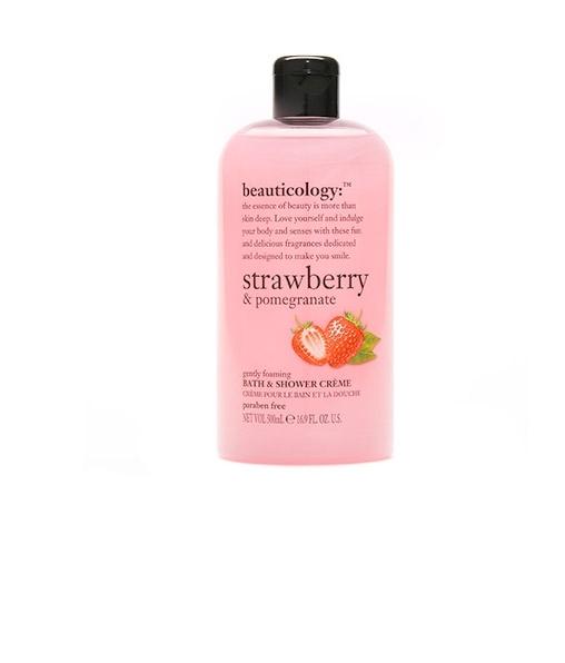 Strawberry Bath & Shower Cream